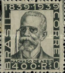 [The 100th Anniversary of the Birth of Machado de Assis, 1839-1908, type HB]