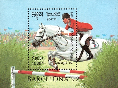 [Olympic Games - Barcelona 1992, Spain, type ]