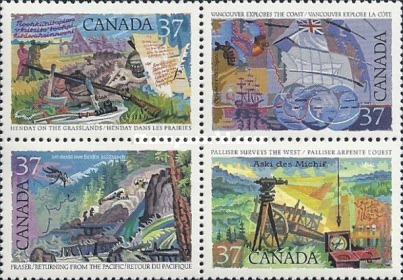 [Exploration of Canada - Explorers of the West, type ]