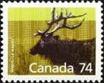 [Canadian Mammals and Architecture, type AKW]