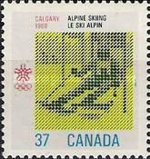 [Winter Olympic Games - Calgary, Canada, type AKY]