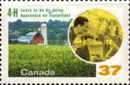 [The 75th Anniversary of 4-H Clubs, type ALS]