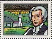 [The 200th Anniversary of the Consecration of Charles Inglis (First Canadian Anglican Bishop) (1987), type AMK]