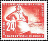 [The 750th Anniversary of Mansfelder's Cobbermines, type AA]