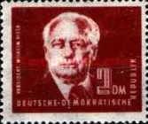 [President Wilhelm Pieck, type J1]