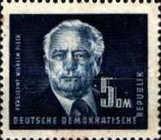 [President Wilhelm Pieck, type J2]