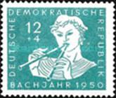 [The 200th Anniversary of the Death of Johann Sebastian Bach, type K]
