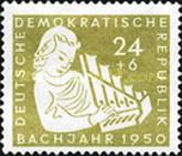 [The 200th Anniversary of the Death of Johann Sebastian Bach, type L]