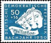 [The 200th Anniversary of the Death of Johann Sebastian Bach, type N]