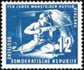 [The 750th Anniversary of Mansfelder's Cobbermines, type Z]