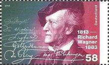[The 200th Anniversary of the Birth of Richard Wagner, 1813-1883, type CXP]