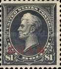 [USA Postage Stamps Overprinted, type A11]
