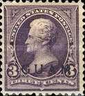 [USA Postage Stamps Overprinted, type A3]