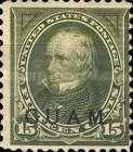 [USA Postage Stamps Overprinted, type A9]