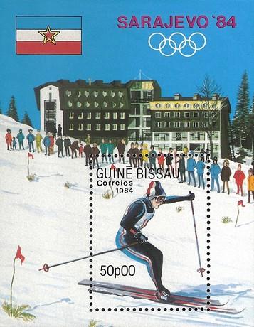 [Winter Olympic Games - Sarajevo, Bosnia and Herzegovina, type ]