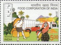 [Food Corporation of India, type DHR]