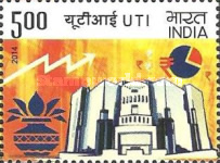 [The 50th Anniversary of the UTI - Unit Trust of India, type DIT]