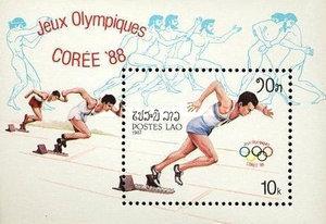[Olympic Games - Seoul, Korea, type ]