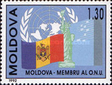 [Admission of Moldova to the United Nations, type X]