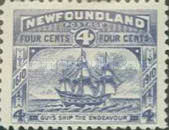 [The 300th Anniversary of the British Colonization of Canada - See also No. 87-92, type BG]
