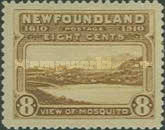 [The 300th Anniversary of the British Colonization of Canada - Different Colours & Perforation, type BJ1]
