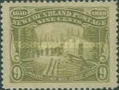 [The 300th Anniversary of the British Colonization of Canada - Different Colours & Perforation, type BK1]