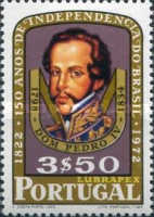 [The 150th Anniversary of the Independence of Brazil, type QF]