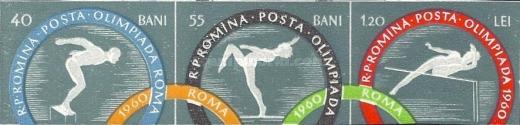 [Jocurile Olimpice de la Roma (I) (nedantelate), Tip BQV1]