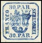 [Principality of Romania - Handprint, Typ D4]