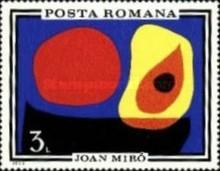 [Inundaţia II - pictură Joan Miro, Tip DGI]