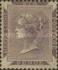 [Queen Victoria - New Colour, type A3]