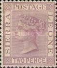 [Queen Victoria - New Watermark, type B21]
