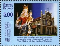 [The 100th Anniversary of The Shrine of Our Lady of Matara, type ASA]