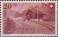 [Pro Patria Swiss Railway, Tip SG]