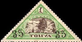 [Local Motifs - Issue of 1927 Surcharged, type L1]