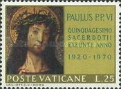 [The 50th Anniversary of the Ordination of Pope Paul VI, Tip LJ]