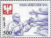 [Airmail. The World Journey of Pope John Paul II, Tip SS]