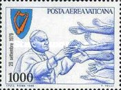 [Airmail. The World Journey of Pope John Paul II, Tip ST]