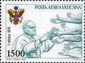 [Airmail. The World Journey of Pope John Paul II, Tip SU]