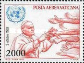 [Airmail. The World Journey of Pope John Paul II, Tip SV]