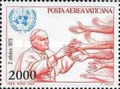 [Airmail. The World Journey of Pope John Paul II, Tip SV]