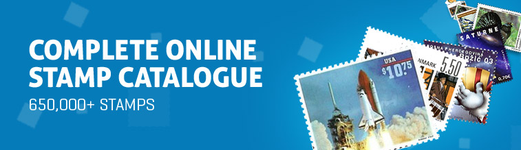 Picture - Complete online stamp catalogue