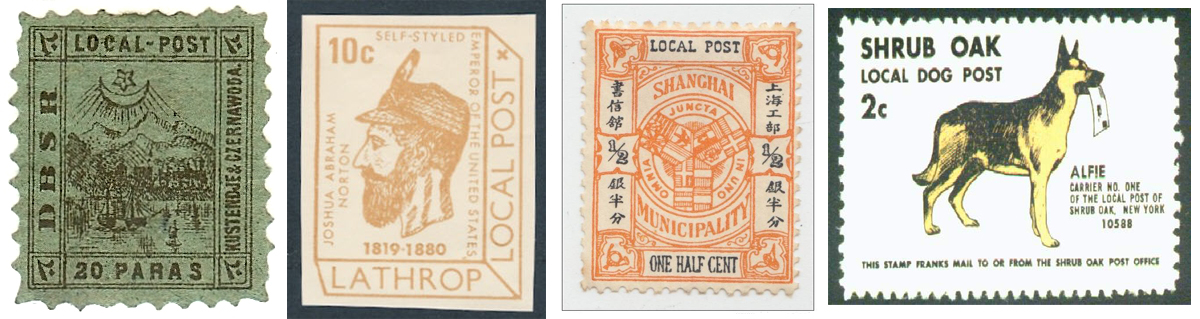 local post stamp